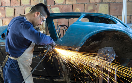 Welding Your Way To Vehicular Bliss